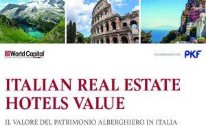 patrimonio immobiliare alberghiero italiano