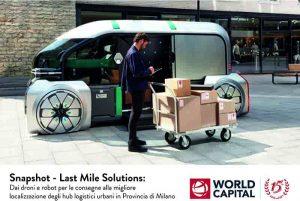 Logistica last mile World Capital