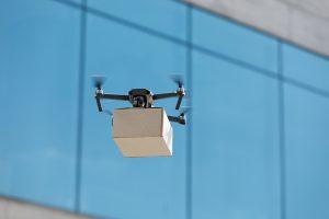 Droni utilizzati nella logistica World Capital