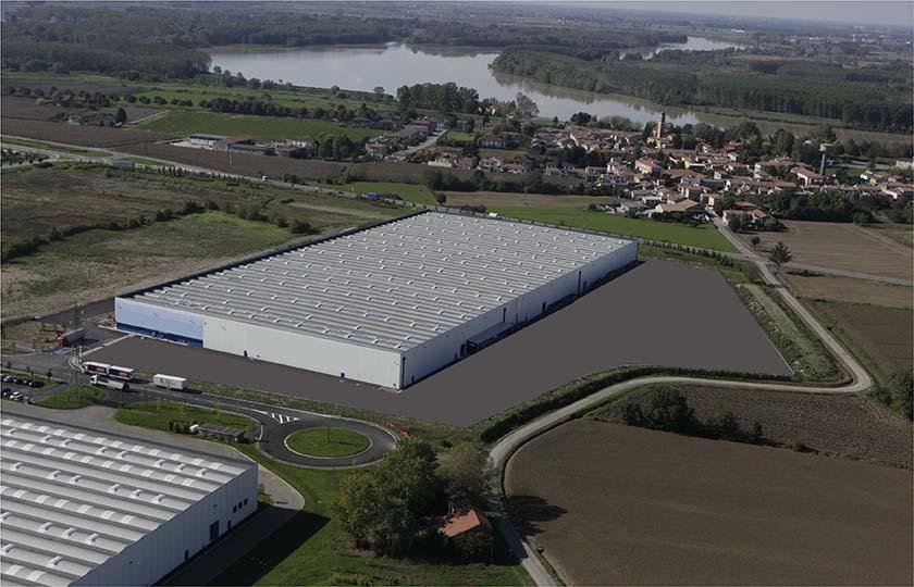 Immobile logistico in provincia di Piacenza World Capital